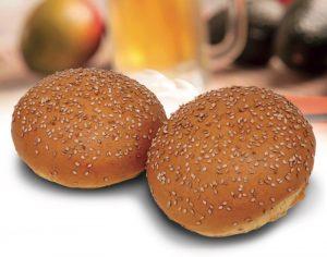 burger bun sesamo